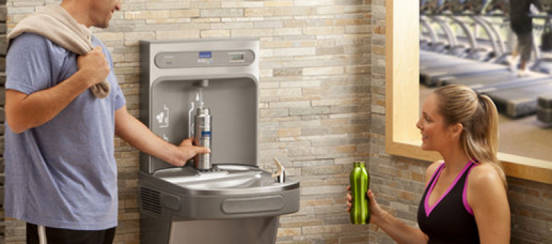 ELKAY GREEN EZH2O™ BOTTLE FILLING STATION