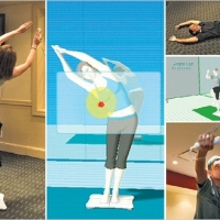Wii Fit by Nintendo, platform peripheral