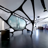 Une Architecture at Byzaha Hadid