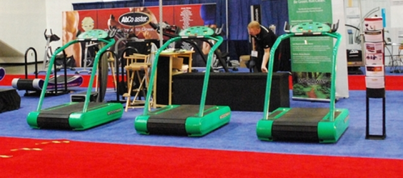 GREENEST COMMERCIAL FITNESS TREADMILL