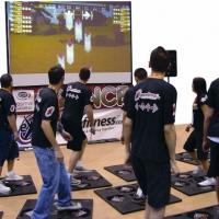 Positive Gaming™ iDANCE  multiplayer exergaming