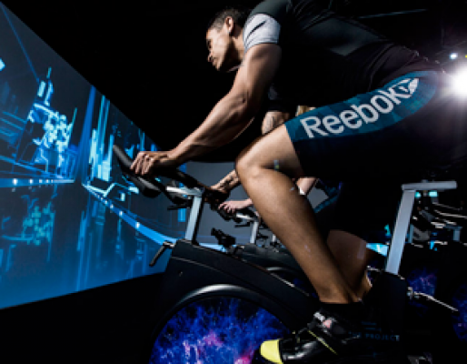 Tech Makes Fitness: Interactive, Engaging