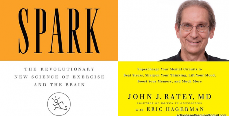 Spark: The Revolutionary New Science of Exercise and the Brain